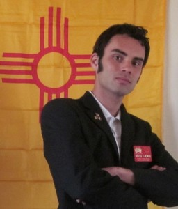 New Mexico Chairman - Hunter Claypatch
